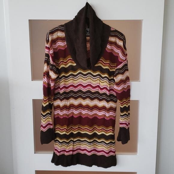 M  MISSONI Sweater Dress
